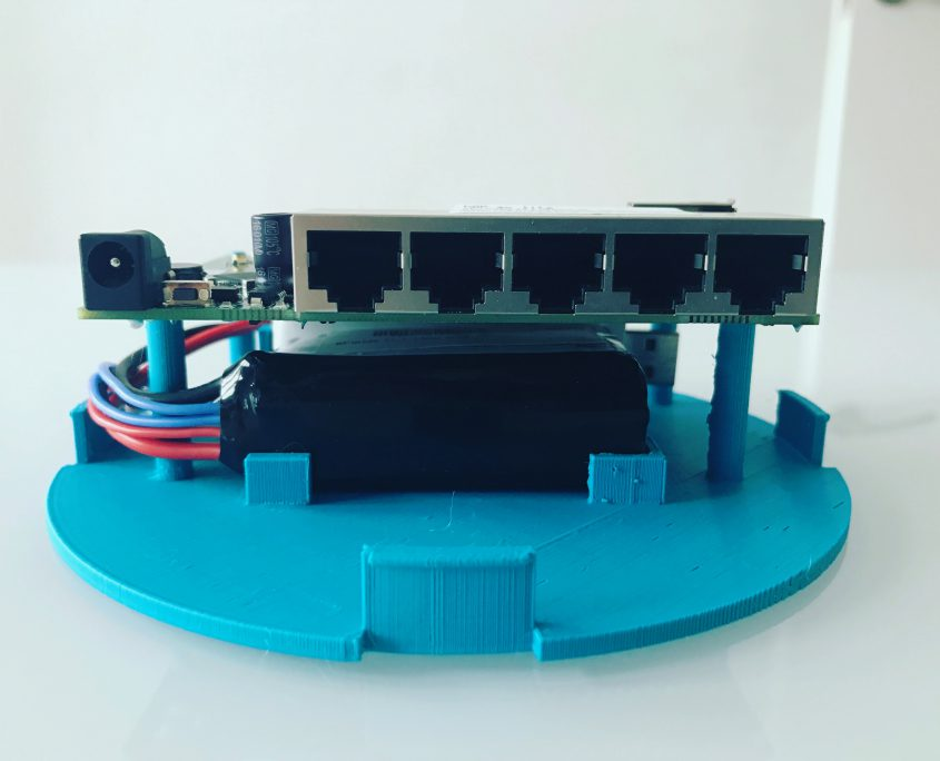 3d printed router